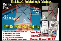 The BRAC - Bank Rail Angle Calculator by The Drill Instructor