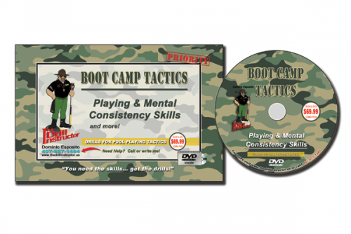 Boot Camp Tactics by The Drill Instructor