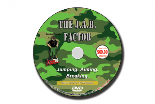 JAB Factor DVD by The Drill Instructor for Jumping, Aiming and Breaking