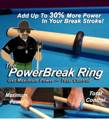 The POWERBREAK Ring