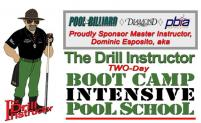 Learn how to play better pool with this 3 day pool & billiard school.