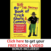 Click here to download free Trick Shot Book and Video